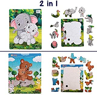 Best cardboard puzzles for toddlers Reviews