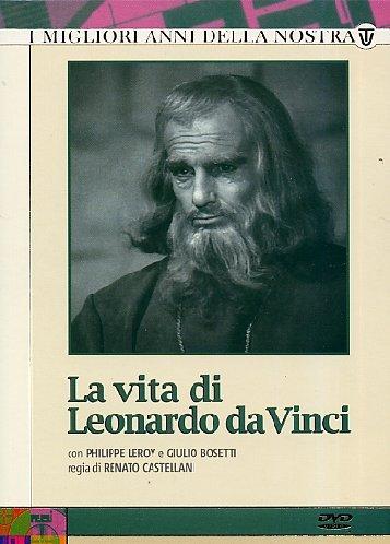 La Vita Di Leonardo Da Vinci (Box 3 Dvd)