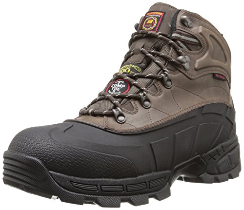 Skechers Work Radford Black/Brown 10 D (M)