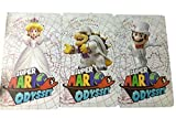 Amiibo Cards NFC Game Cards for Super Mario Odyssey Three New Function Cards Nintendo Switch 3pcs