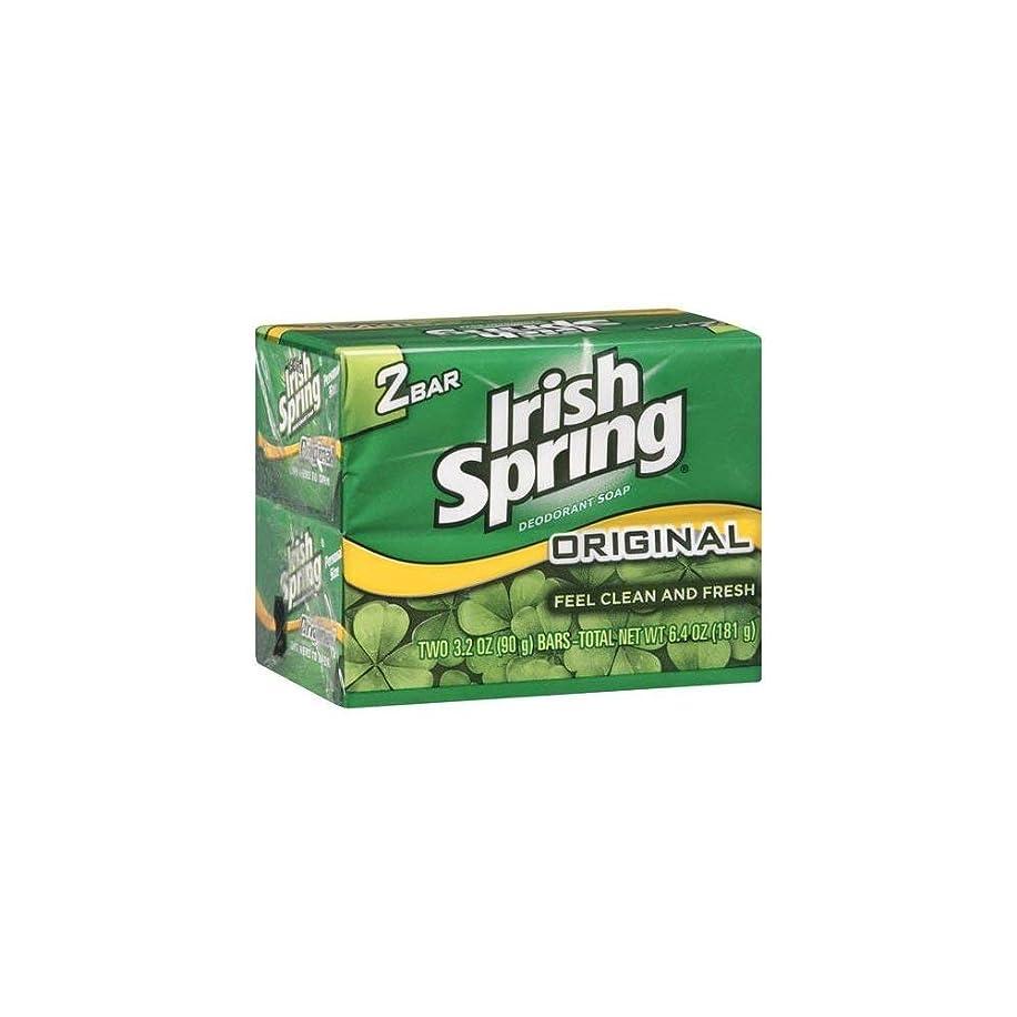 ナインへスケッチ各Irish Spring 石鹸3.2オズバー 4つのバー