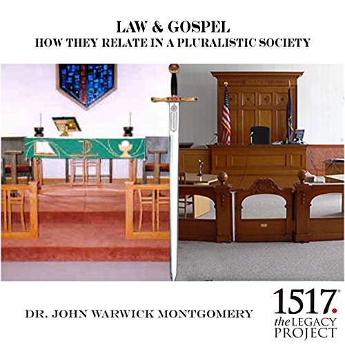 Law & Gospel audiobook cover art
