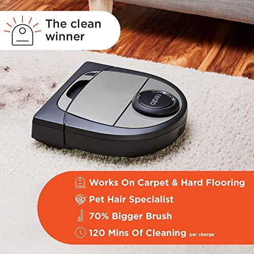 best robot vacuum for high pile floors
