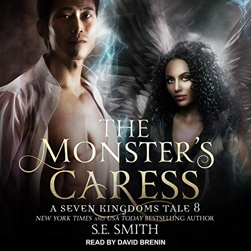 The Monster's Caress Audiobook By S.E. Smith cover art