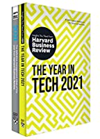 HBR's Year in Business and Technology: 2021 (2 Books) Front Cover