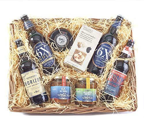 Wadworth Beer Hamper | Wickers Gift Baskets