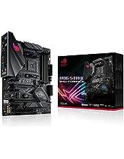 Asus ROG Strix B450-F gamingowa płyta główna, gniazdo AM4 (ATX, AMD Ryzen, pamięć DDR4, USB 3.1, NVME M.2, SATA 6 Gbit/s, Aura Sync, AI Noise Cancelling Mikrofon)