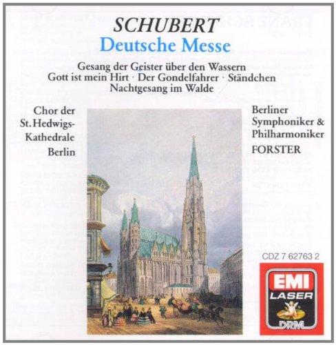 Deutsche Messe u.a.