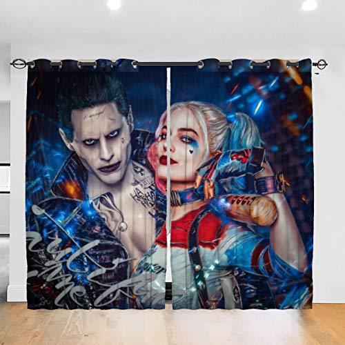 51bJvoZ7zFL Harley Quinn  Curtains