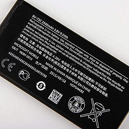 BV-T5C 2500mAh Battery for Lumia 640 RM-1073…