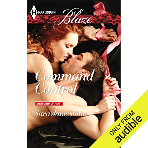 Command Control audiobook cover art