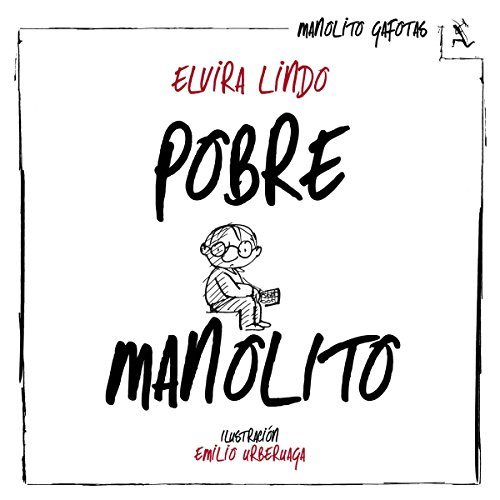 Pobre Manolito audiobook cover art