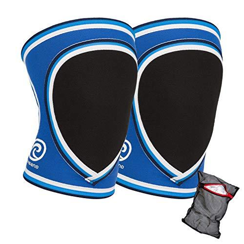 Ziatec Rehband Kinder Knieschoner PRN Original 1 Paar Edition, Knieschützer, Größe:XL, Farbe:blau