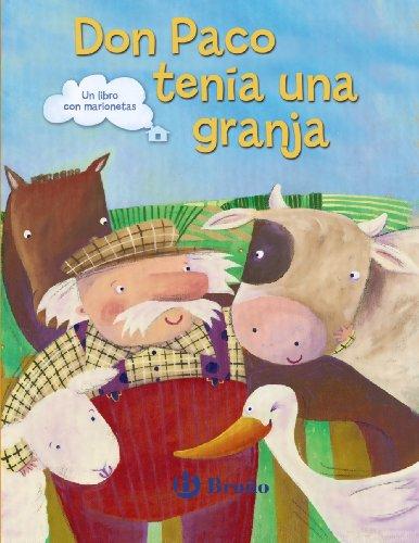 Don Paco tenía una granja (Castellano - Bruño)