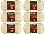 Bernat 161128-28008 Softee Chunky Yarn - Natural