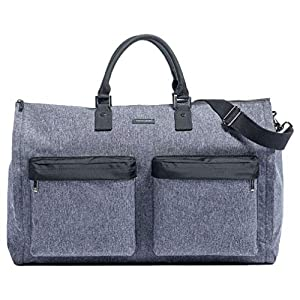Best Carry On Garment Duffel Bag 2018 - Travel Bag Quest b05d8ef16c79e