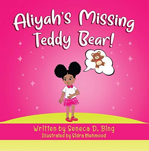 Aliyah's Missing Teddy Bear! (English Edition)