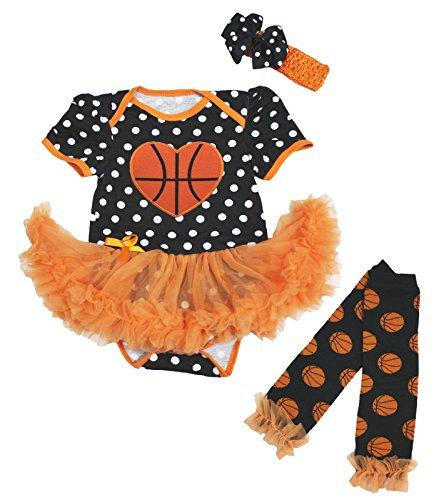 Petitebelle - Body - Bébé (fille) 0 à 24 mois orange Orange taille unique - orange - S