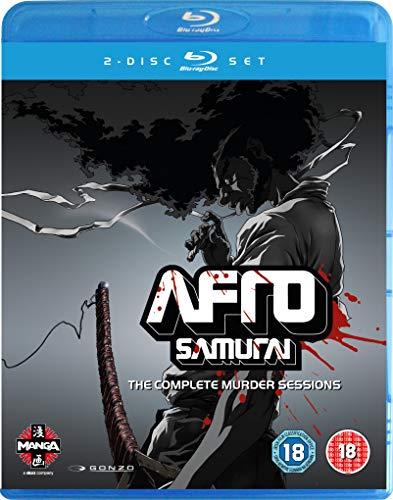 Afro Samurai - Complete Murder Sessions [Blu-ray] [Reino Unido]