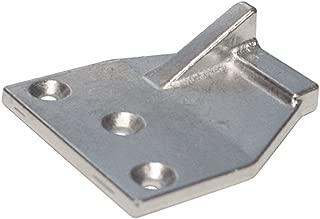 Global Door Controls Double Door Strike in Aluminum