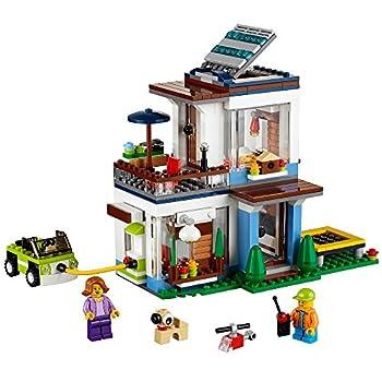 LEGO Creator Modular Modern Home 31068 Building Kit  386 Piece
