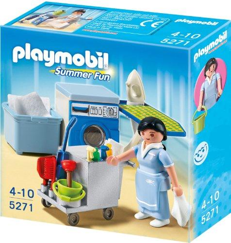 Playmobil 5271 - Reinigungsservice