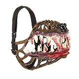 MaskMarket Werewolf Dog Muzzle for All Dog...
