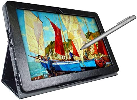 Simbans PicassoTab 10 Inch Drawing Tablet and Stylus Pen, 4GB, 64GB - PCX