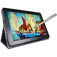 Simbans PicassoTab 10 Pulgadas Tableta Gráfica Digitalizadora Dibujo Tablet con Pluma Stylus [3 Prima Articulos] 32GB, 2GB, Android 9 Pie, 10.1 IPS, 2M+5M cámara, GPS, WiFi, USB, Bluetooth, HDMI