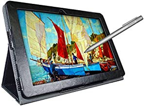 [3 Bonus Items] Simbans PicassoTab 10 Inch Drawing Tablet and Stylus Pen   2GB, 32GB, Android 9 Pie, IPS Screen   Best Gift for Beginner Graphic Artist Boy, Girl   HDMI, USB, GPS, Bluetooth, WiFi