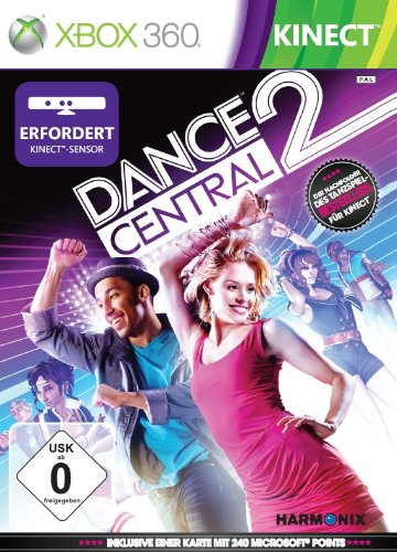 Dance Central 2 (Kinect erforderlich) [Importación alemana]