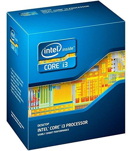 Intel Core i3-4160T - Procesador (4ª generación de procesadores Intel Core i3, 3,1 GHz, LGA 1150 (Zócalo H3), PC, 22 NM, i3-4160T)
