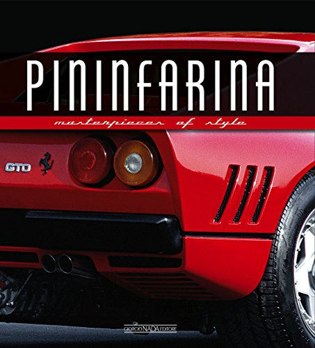 Pininfarina. Masterpieces of style