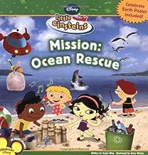 Mission: Ocean Rescue (Disney's Little Einsteins (8x8)) by Disney Book Group (2009-02-10)