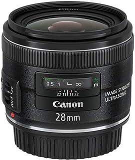 Canon EF 28mm F/2.8 Prime Lens for Canon DSLR Camera