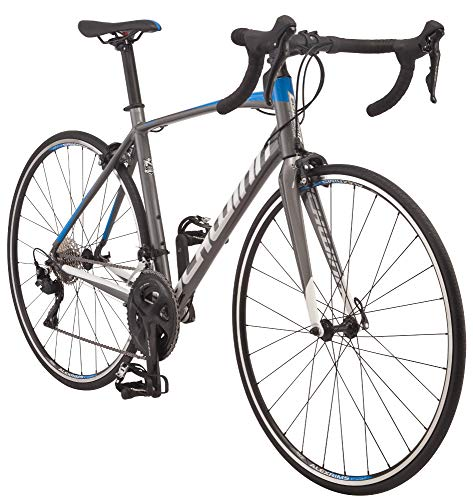 Schwinn Fastback AL 105 Performance Road Bike for Intermediate to Advanced Riders, Featuring 54cm/Large Aluminum Frame, Carbon Fiber Fork