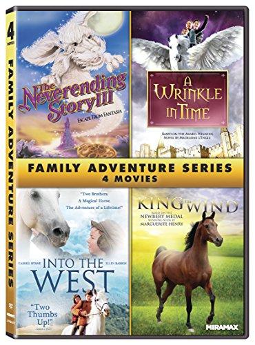Family Adventure Series 4-Film Set [DVD]