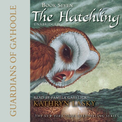 Guardians of Ga'Hoole audiobook cover art