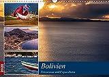 Bolivien - Titicacasee und Copacabana (Wandkalender 2020 DIN A3 quer): Traumhafte Bilder von einem der interessantesten Länder Südamerikas präsentiert ... (Monatskalender, 14 Seiten ) (CALVENDO Orte) - Dr. Max Glaser
