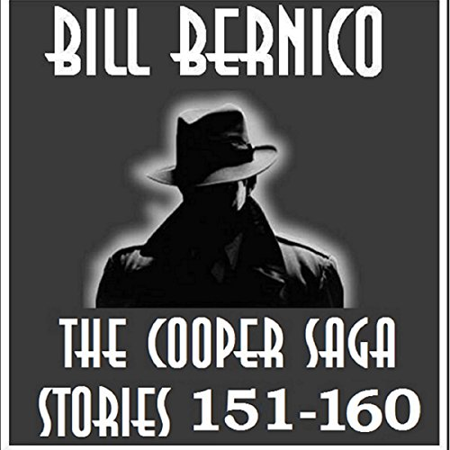 The Cooper Saga 16, Stories 151-160 audiobook cover art