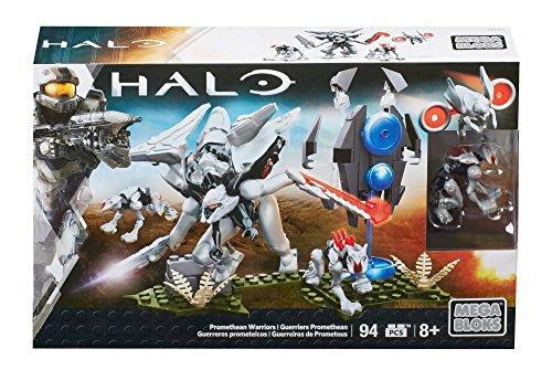 Mega Bloks Halo Promethean Warriors Playset