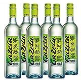 Vino Blanco Gazela (DOC Vinho Verde) - 6 botellas de 750 ml - Total: 4500 ml