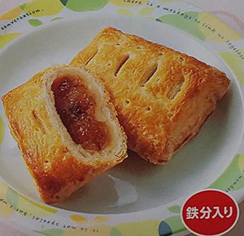 アップルパイ ( プレーン 入り ) 1kg×2箱 ( 箱40個 ) 個包装 冷凍 業務用