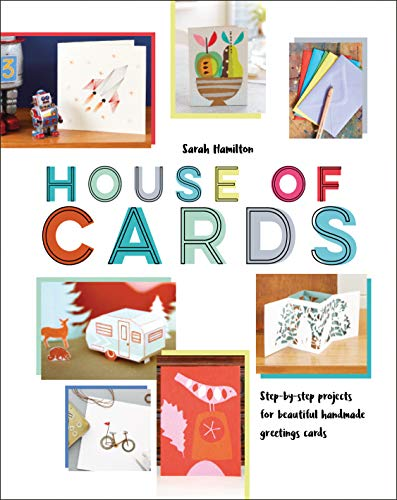 House of Cards: Step-by-step projects for beautiful handmade greetings cards (English Edition)