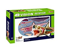 4Dビジョン 立体パズル サメ 解剖モデル 並行輸入品