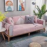 Homeen Möbel-beschützer zu werfen,Sofa Anti-rutsch Matte,Einfach sofakissen Kombination,Handtuch...