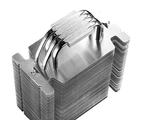 Cooler Master Hyper 412S Ventola per CPU '4 Heatpipes, 1x Ventola da 120mm , Connettore da 4-Pin' RR-H412-13FK-R1