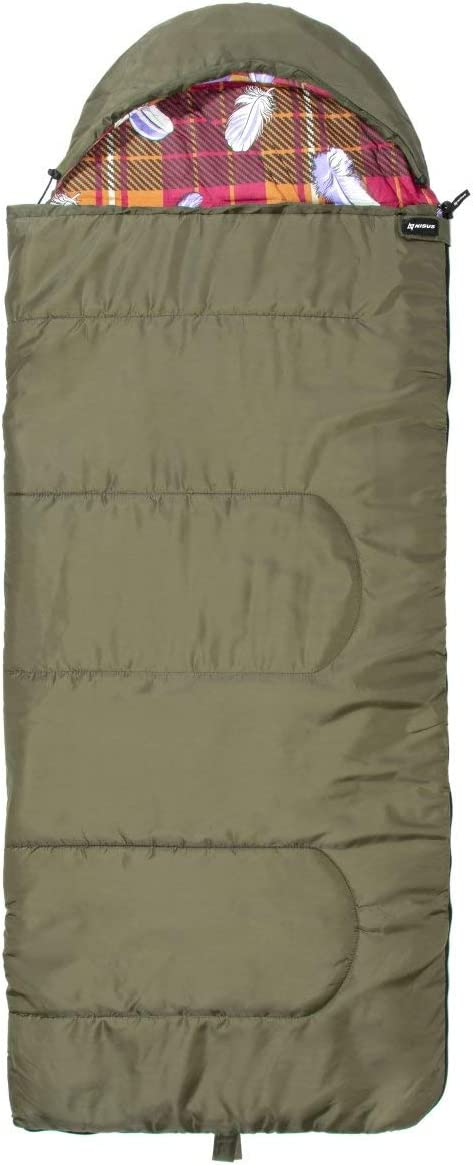 NISUS Travel 180 70 200 Lightweight Super-cheap Lined Colorado Springs Mall Synthetic Green Cotton