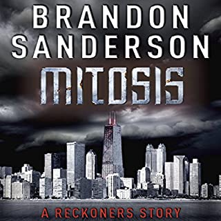 FREE: Mitosis: A Reckoners Story audiobook cover art