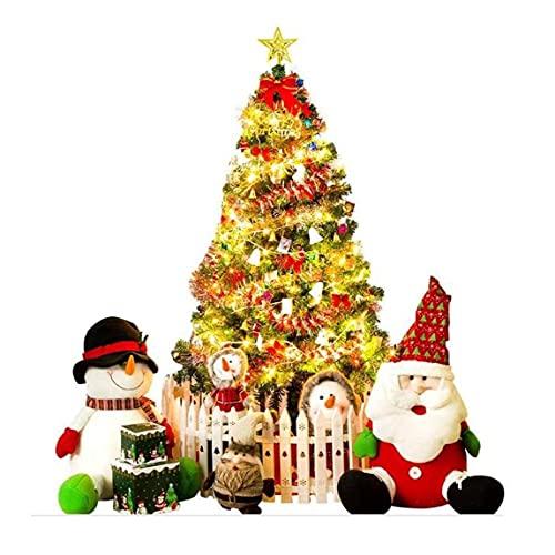 Arbol de Navidad Arbol de Navidad Con Luces Árbol de Navidad pre-encendido...